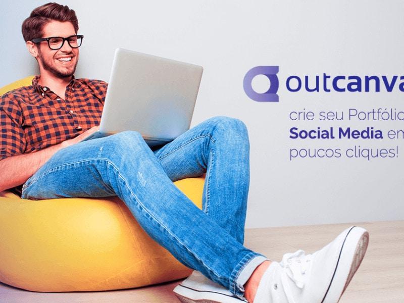 outcanvas: crie seu Portfólio de Social Media em poucos cliques!