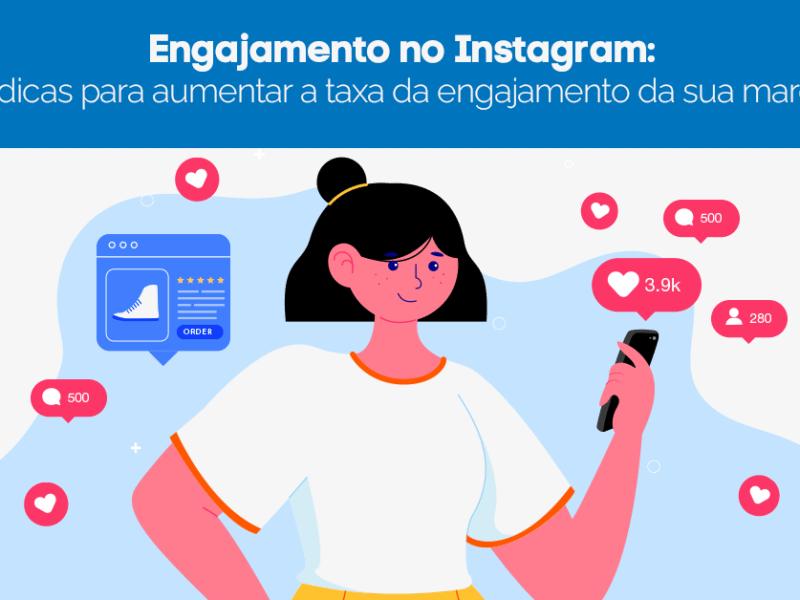 estudando engajamento no instagram
