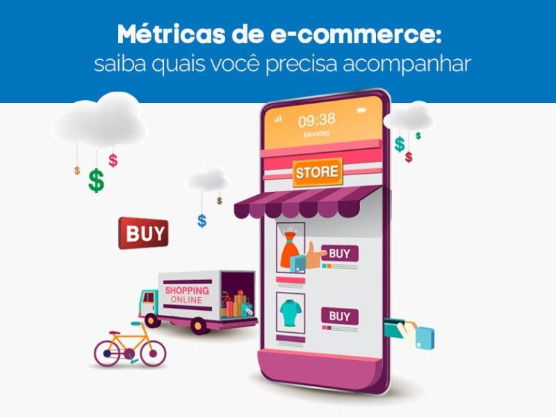 Como analisar métricas de e-commerce