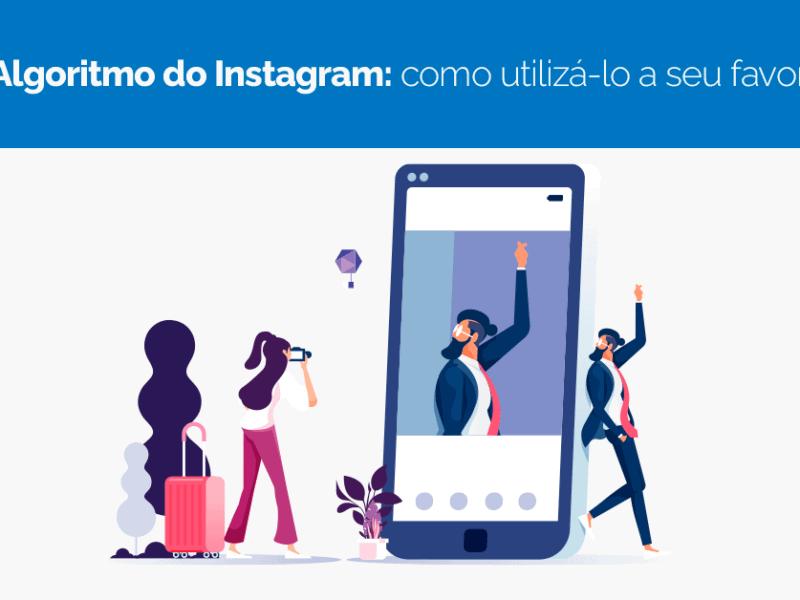 algoritimo do instagram