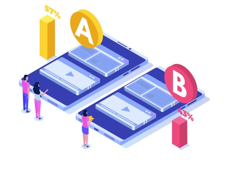 Entérate cómo la prueba AB puede mejorar tus resultados en diferentes canales