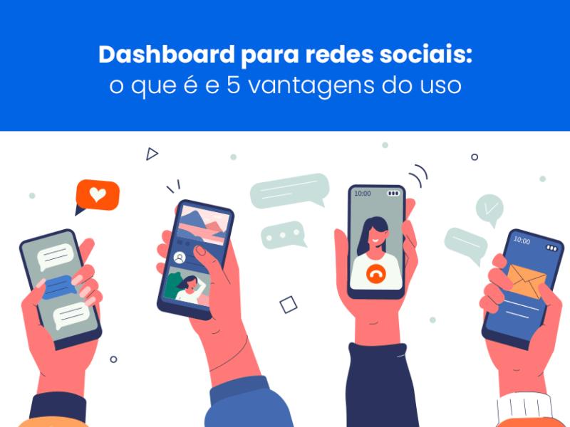 Dashboard para redes sociais