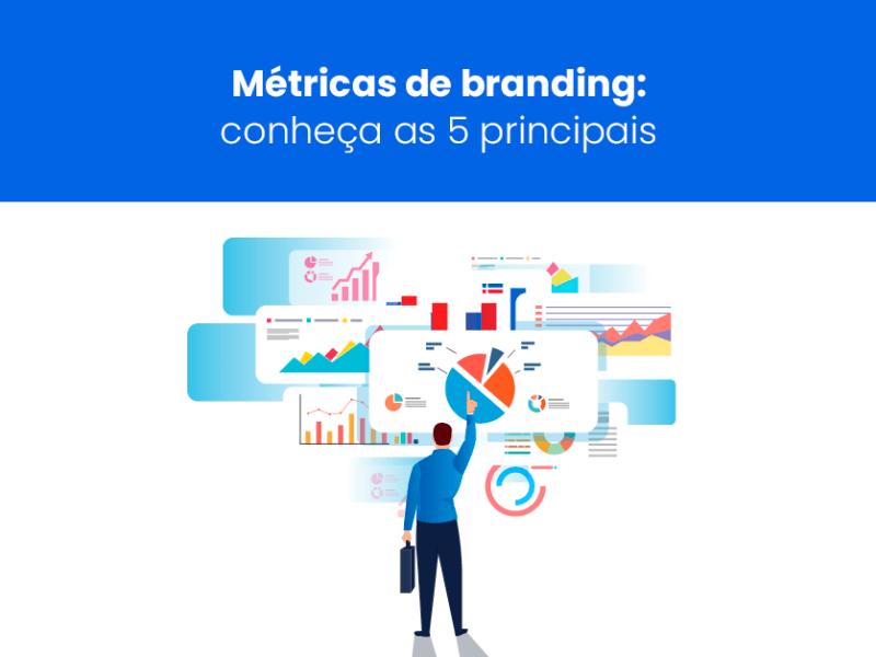 métricas de branding