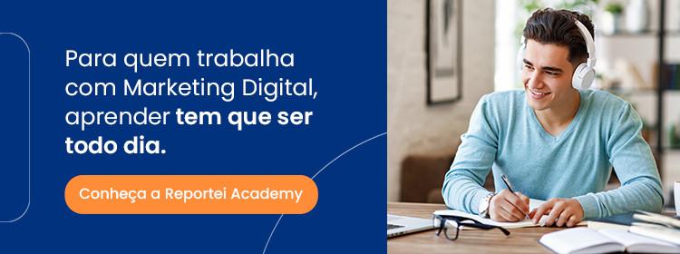reportei academy curso de precificação de serviços para marketing digital